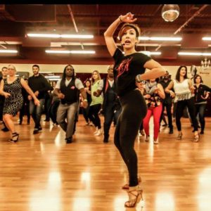 OCTOBER SALSA classes (Levels 101-106)