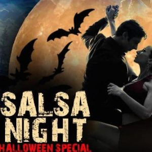 Annual HALLOWEEN Salsa Party!